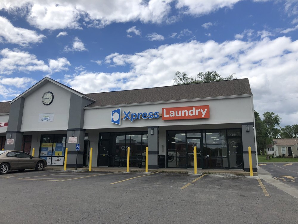 Xpress Laundry: 509 E Cherry St, Troy, MO