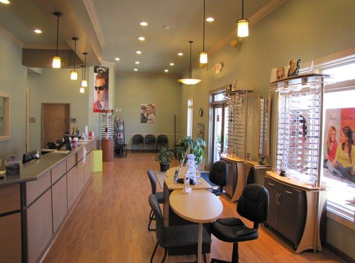 Eagleville Eye Clinic: 355 S Main St, Eagleville, TN