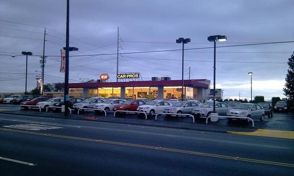 Car Pros Tacoma >> Car Pros Kia Tacoma 7230 S Tacoma Way Tacoma Wa Auto Dealers Mapquest