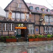 Huftsteak Mit Kartoffel Und Lauchbrot Photo Of Block House Hamburg Germany Bergedorf