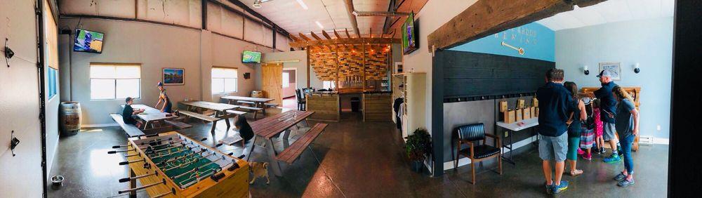 Humble Abode Brewing: 1620 E Houston Ave, Spokane, WA
