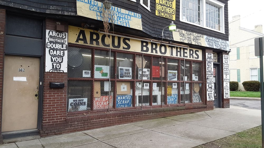 Arcus Brothers: 300 East St, Bloomsburg, PA