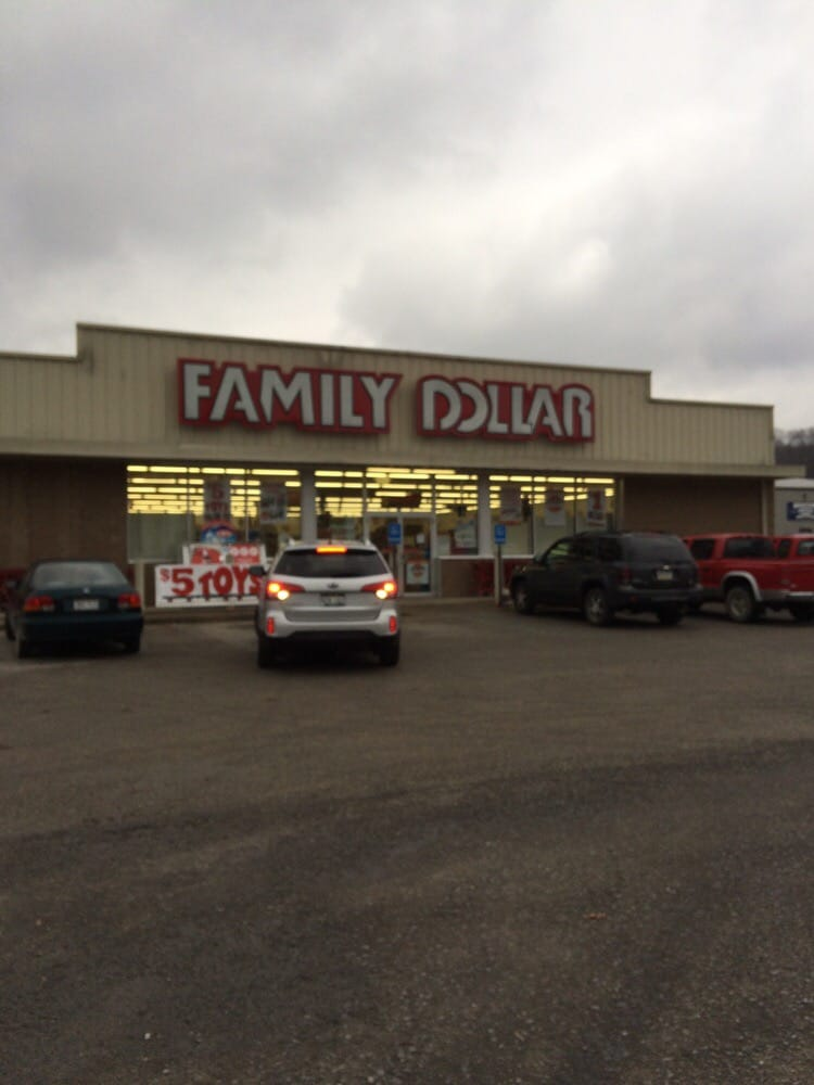 Family Dollar: 120 Union St, Bruceton Mills, WV
