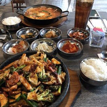 Danbi Korean Restaurant San Jose Ca