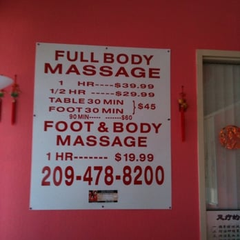 Massage Parlors In Stockton Ca