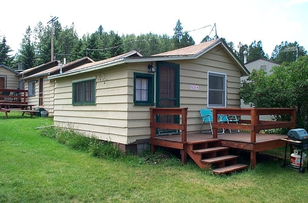 Photo Of Happy Trails Cabins   Silver City, SD, United States