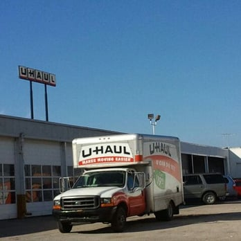 U Haul Co in San Antonio, TX 9617 Huebner Rd, 78240 ...