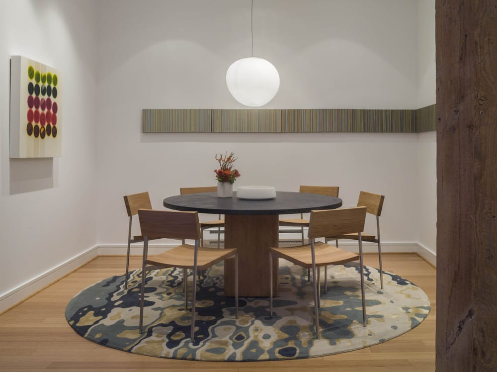 Townsend Modern Dining Room San Francisco Ca White