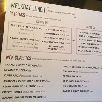 photograph about Pf Changs Printable Menu titled Pf changs menu get on-line / Latest Savings