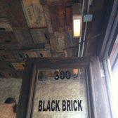 Black Brick Coffee Bedford Ave Brooklyn