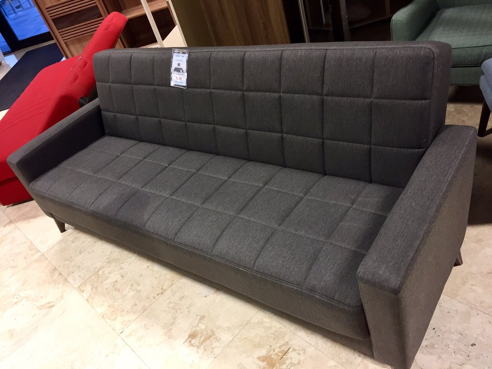 Full Size Sofa Bed For $250 On Sale. Awesome!
