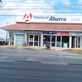 Farmacias del Ahorro - Farmacia - Col. Centro, Mérida