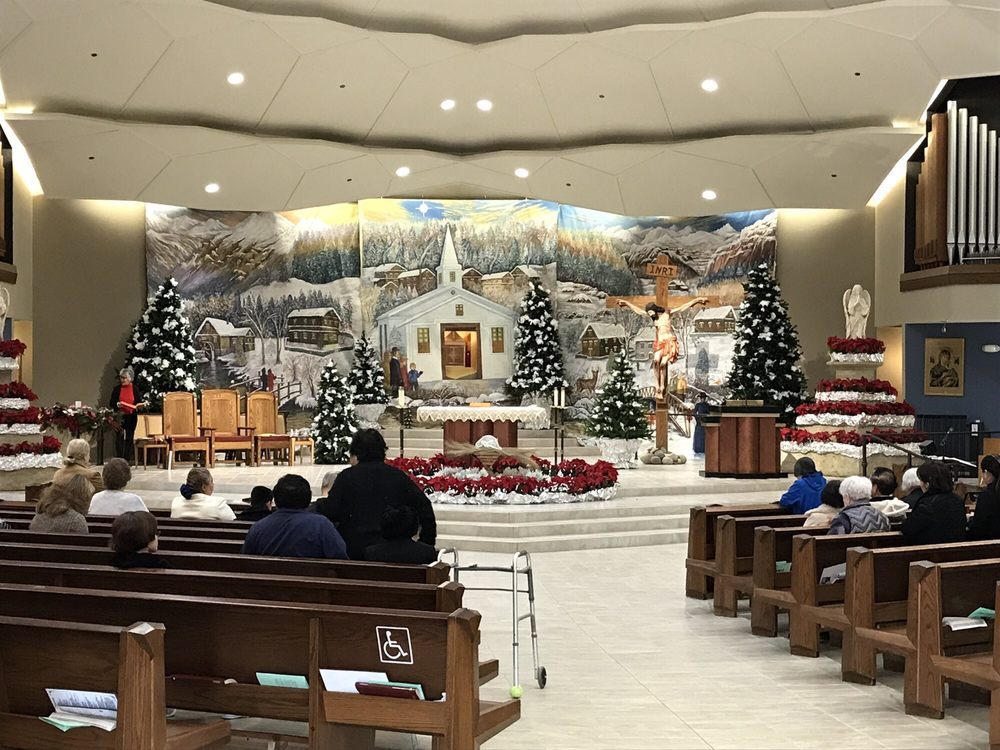 St Lawrence's Catholic Church: 4325 Don Julio Blvd, North Highlands, CA