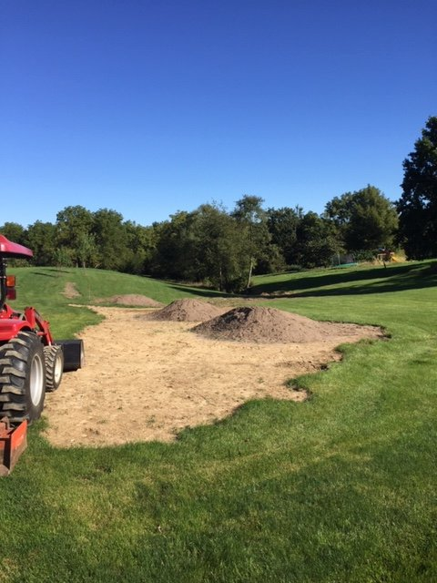 Mayfield's Backhoe Service And Stump Grinding: Knoxville, IL