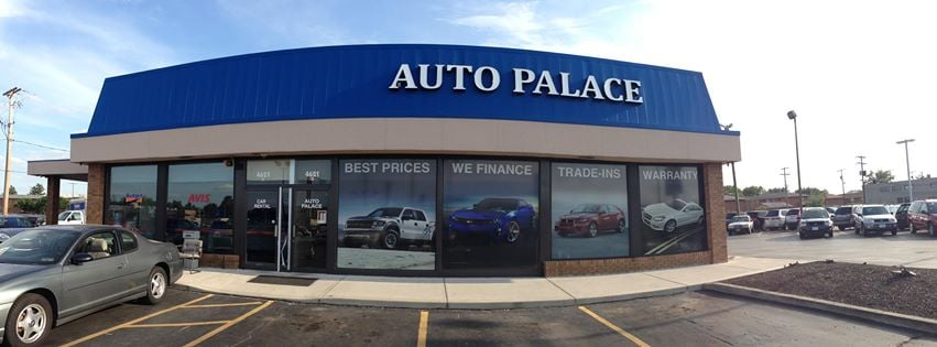 Auto Palace Columbus >> Auto Palace Car Dealers 4621 W Broad St Columbus Oh Phone