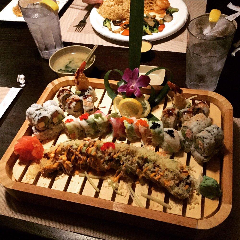 Fuji Japanese Steakhouse: 150 Bullock St, Chubbuck, ID