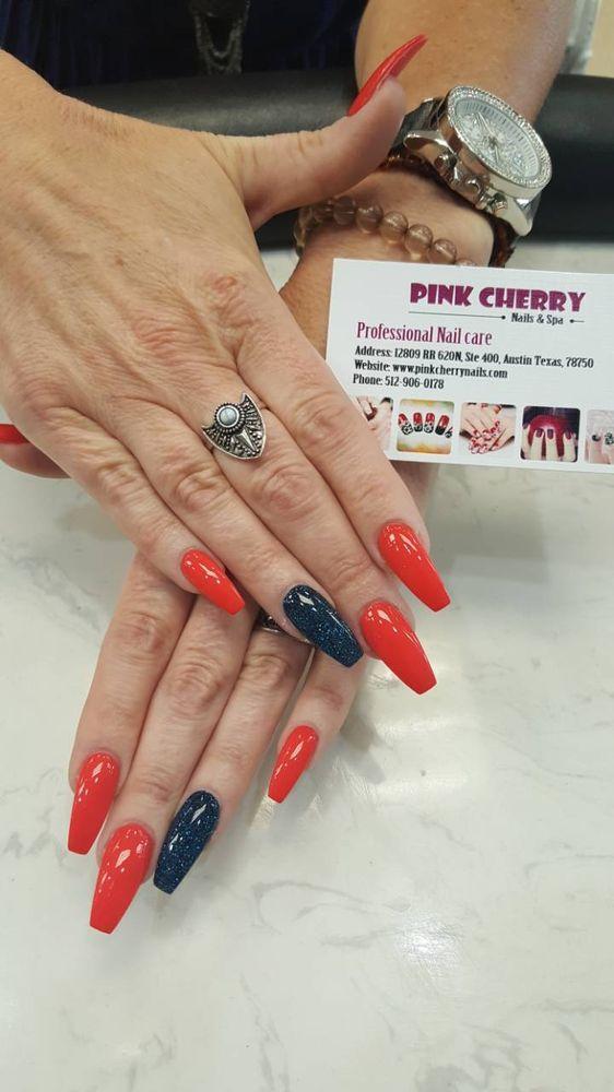 Pink Cherry Nails & Spa - 131 Photos & 45 Reviews - Nail Salons ...