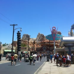 Cars Land 510 Photos Amusement Parks Anaheim Ca