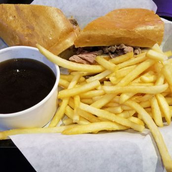 Marios French Dip Food Truck