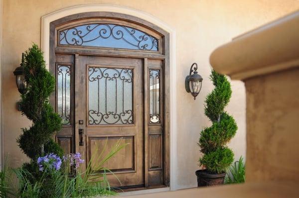 El Porton Doors Interior Design 7932 Miramar Rd San Diego Ca
