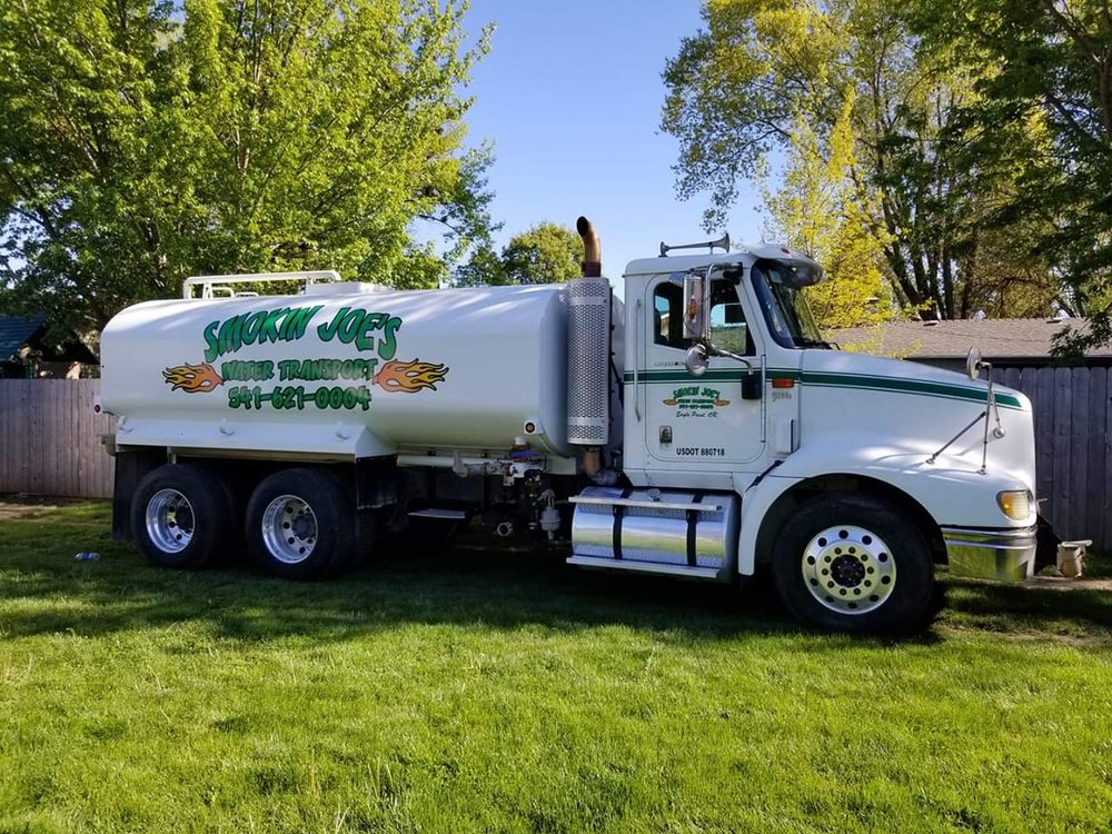 Marie's water delivery: 2391 Brownsboro-Meridian Rd, Eagle Point, OR