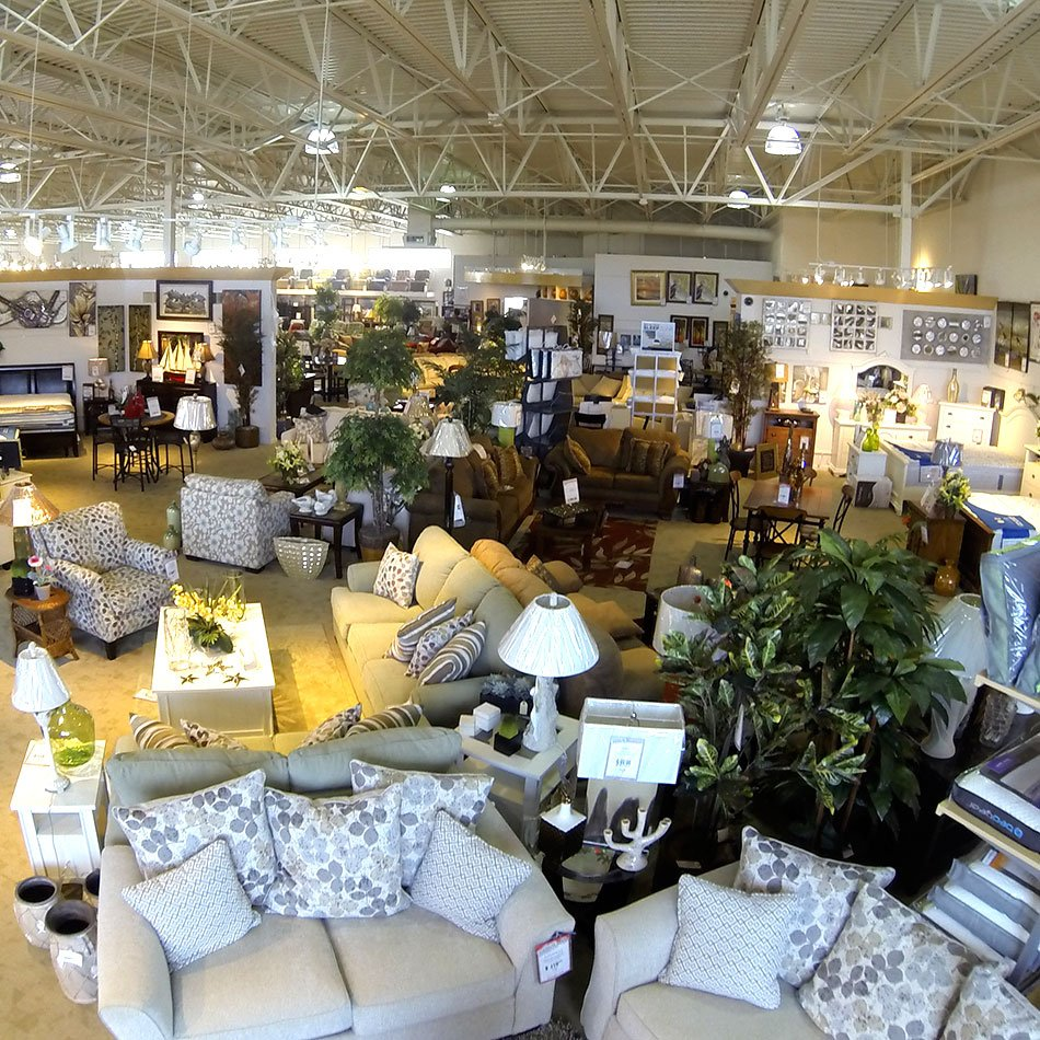 The furniture warehouse furniture stores 4027 n for Furniture stores in us