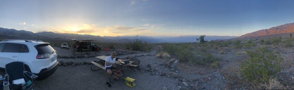 Emigrant Campground: Hwy 190, Death Valley, CA