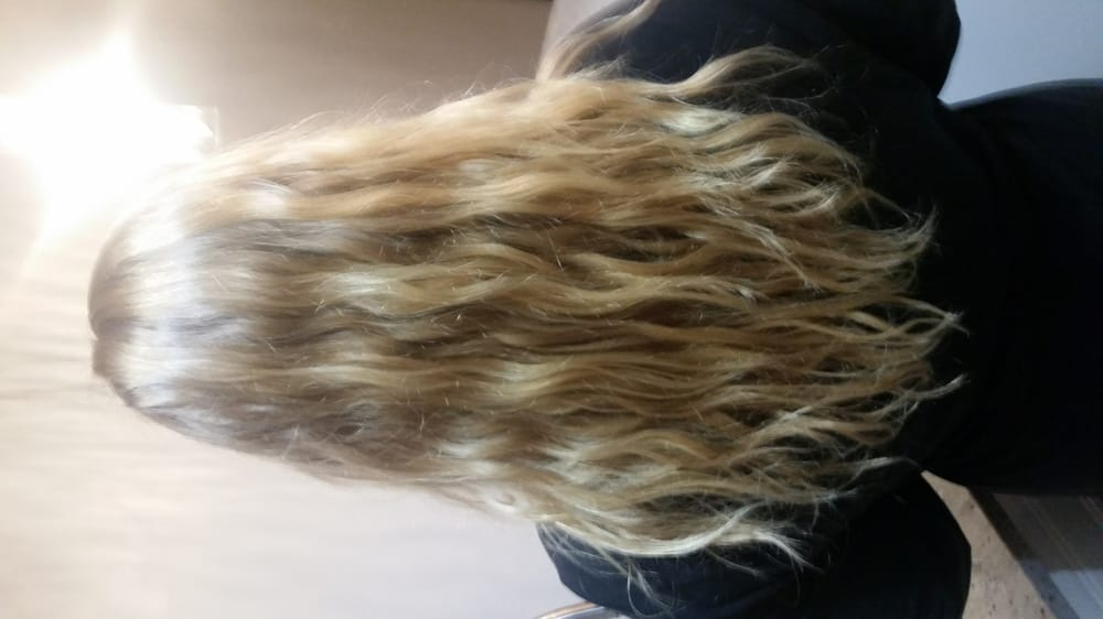 Beach wave perm by tina yelp photo of double dutch hair studio denver co united states beach wave urmus Images