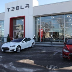 Photo Of Tesla Montreal Qc Canada