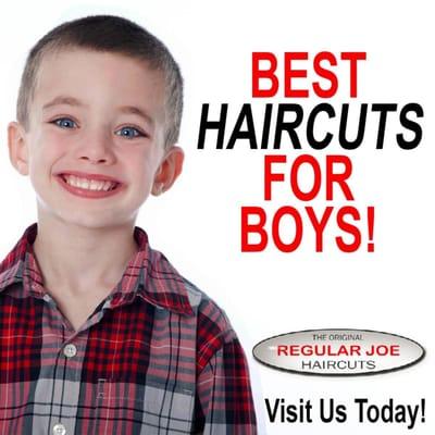 Regular Joe Haircuts 12244 Montana Ave El Paso Tx Hair Salons