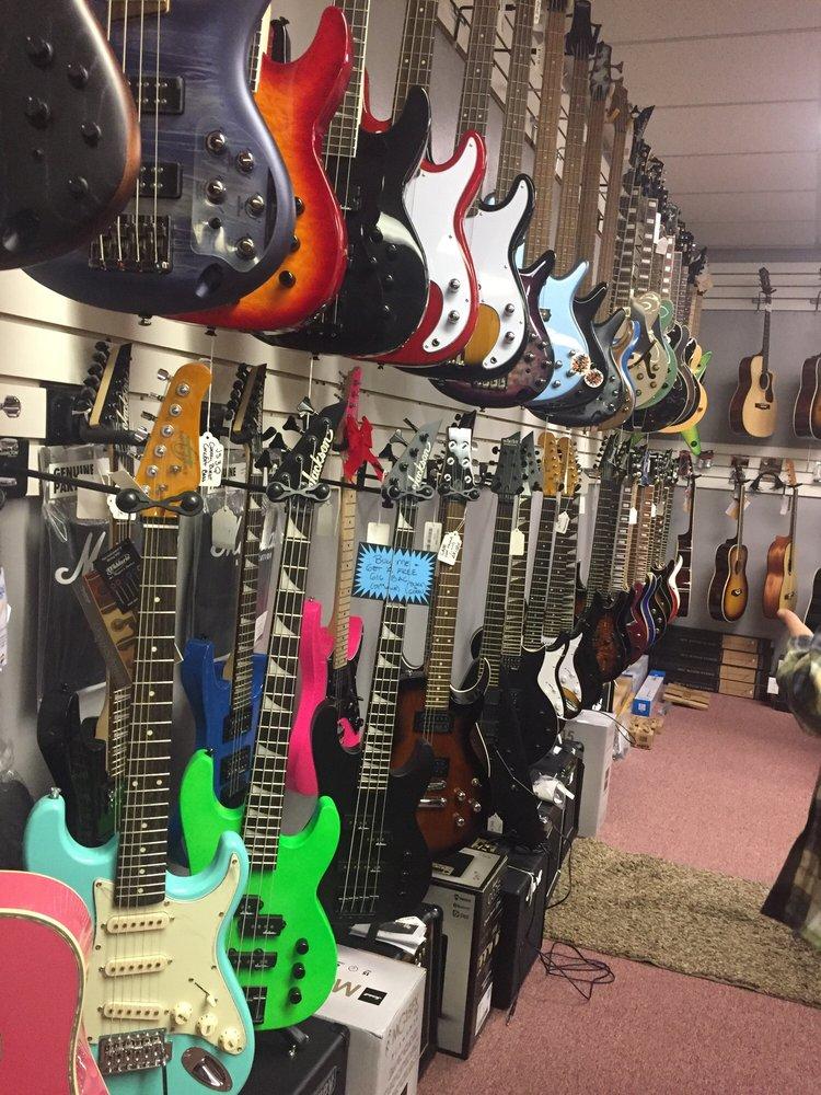 From the Top Music Shop: 442 W Main St, Monongahela, PA