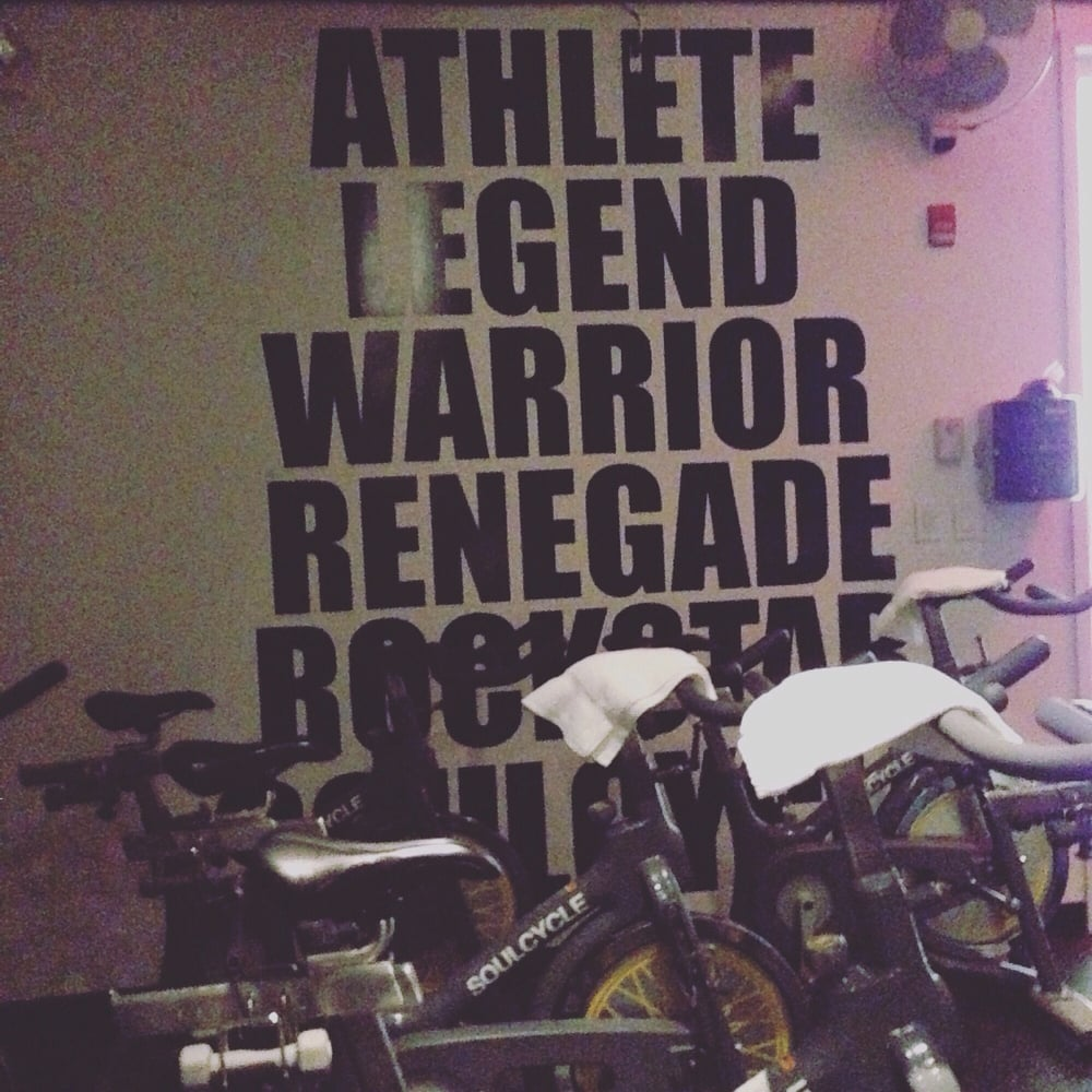 Soulcycle nomad 16 reviews cycling classes 12 w for West 27th street nyc