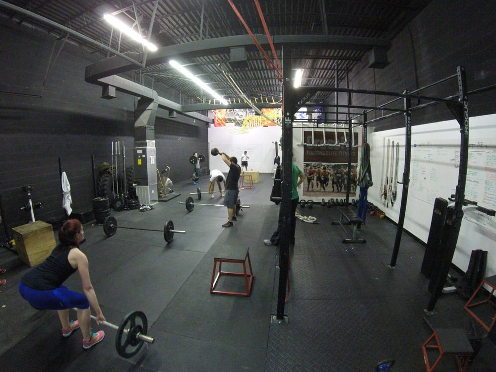 Crossfit tyson s corner reviews interval training