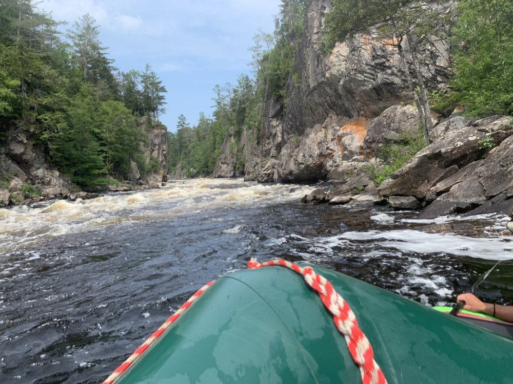 Three Rivers Whitewater: 10 Medway Rd, Millinocket, ME