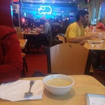 Elephant Thai Restaurant Menu Richmond Va
