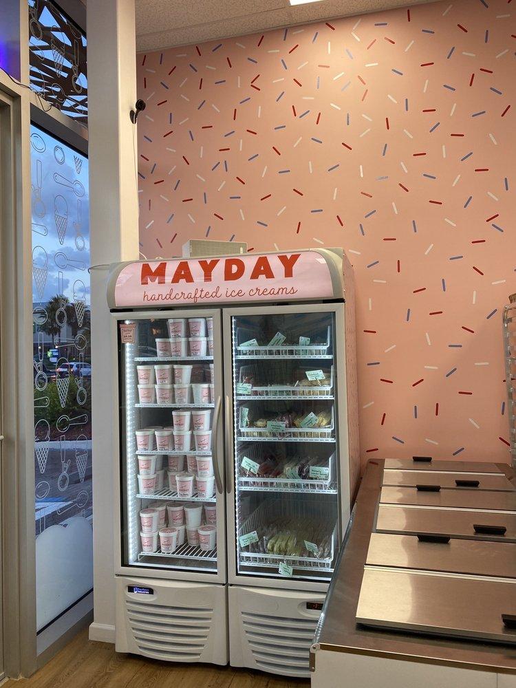 Mayday Ice Cream: 1198 Beach Blvd, Jacksonville Beach, FL