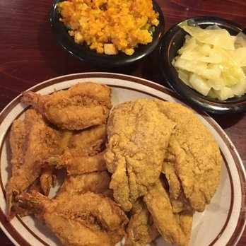 Photo Of Kings Family Restaurant Catering Newark Nj United States Seafood
