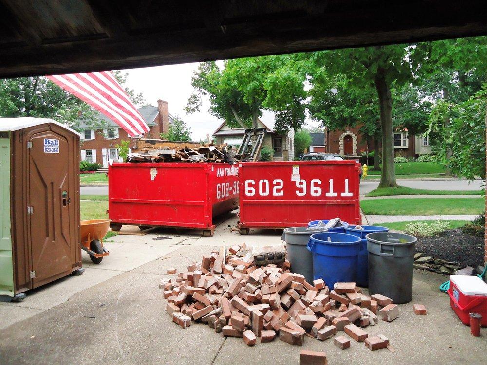 AAA Trash Be Gone: 1711 Union Rd, West Seneca, NY