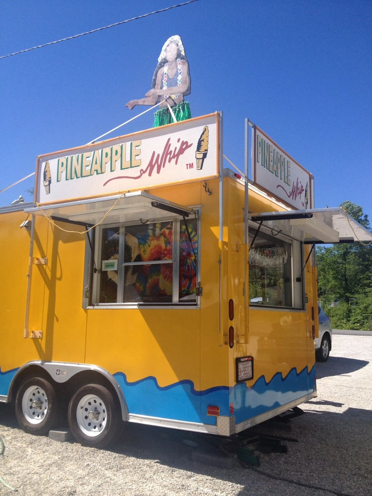 Pineapple Whip: 699 Johns Dr, Robbinsville, NC