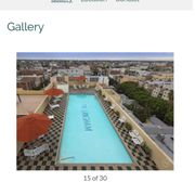 Photo Of The Langham Apartments Los Angeles Ca United States Pool On