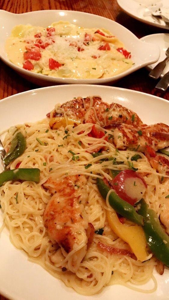 photo of olive garden italian restaurant glendale ca united states chicken scampi - Olive Garden Chicken Scampi