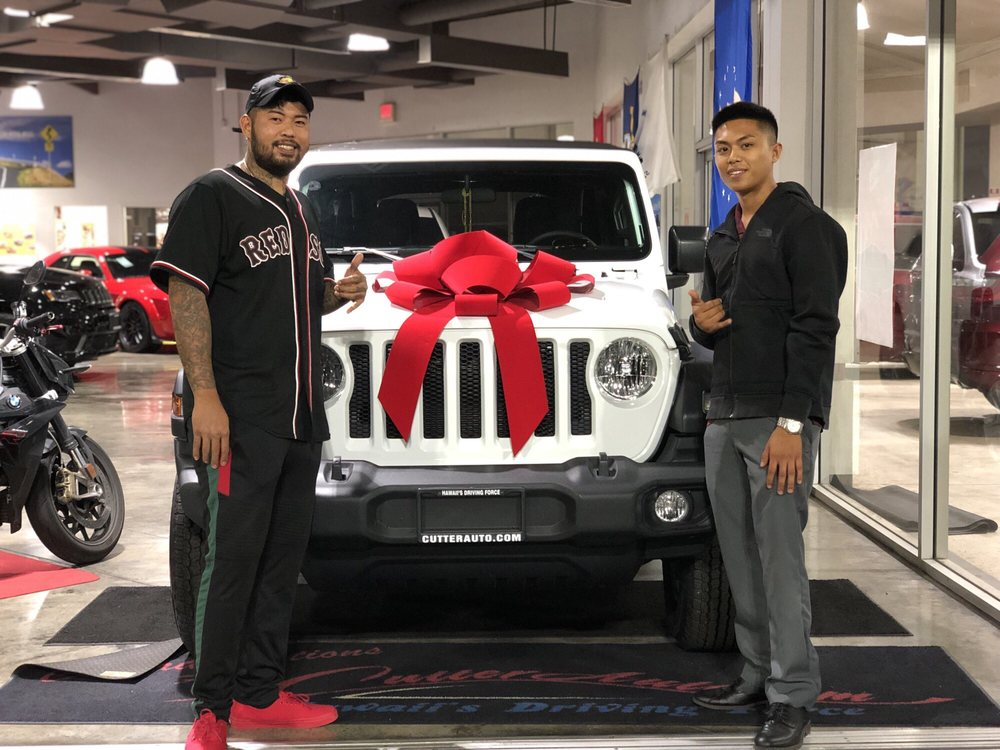 Cutter Dodge Pearl City >> 2018 Jeep Wrangler Yelp