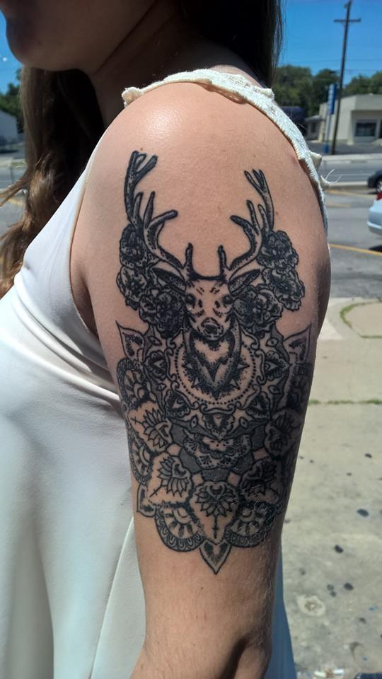 Tattoo by su hood yelp for Tattoos san antonio tx
