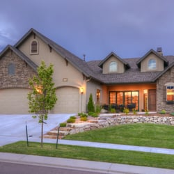 Photo Of Alliance Builders Colorado Springs Co United States Model Home In