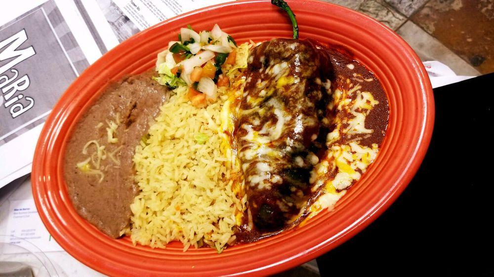 Maria Rita's Tex-Mex: 8445 Gulf Fwy, Houston, TX