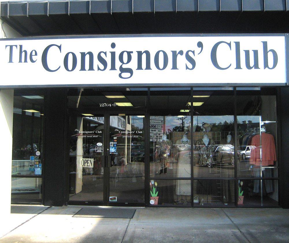 The Consignors' Club: 22704 Loop 494, Houston, TX