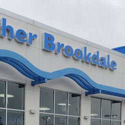 Photo Of Luther Brookdale Honda Minneapolis Mn United States Sign