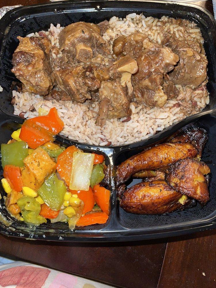 Irie Jamaican Kitchen: 621 E 185th St, Euclid, OH