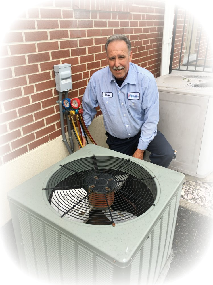 Delfera Heating & Cooling: 3581 Concord Rd, Aston, PA