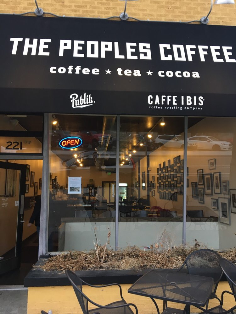 Photo of The People's Coffee - Salt Lake City, UT, United States. Enter here!